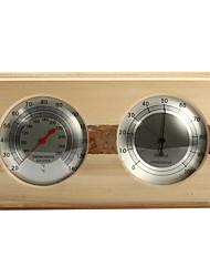 Недорогие -Wooden Sauna Термометр 20-140 Удобный / Измерительный прибор