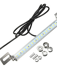 cheap -Universal Car 12V 18 SMD 5730 LED License Plate Reverse Back Up Light White