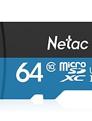 cheap -Netac 64GB memory card UHS-I U1 / Class10 P500