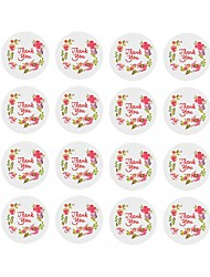 cheap -Unicorn / Wedding / New Baby Stickers, Labels & Tags - 10 pcs Oval Stickers All Seasons