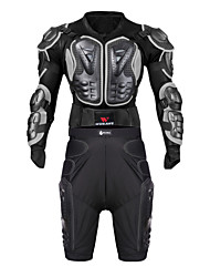 cheap -WOSAWE Motorcycle Protective Gear  for Armor Unisex PE / Net Fabric / EVA Outdoor / Shockproof / Safety Gear