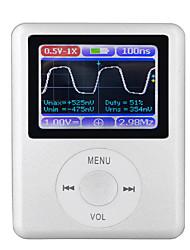 cheap -DSO168 Handheld Mini Pocket Digital Oscilloscope 20M Bandwidth 100M Sampling Rate
