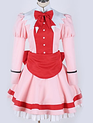 cheap -Inspired by Black Butler Cosplay Anime Cosplay Costumes Japanese Cosplay Suits British Cravat Top Skirt For Men's Women's / More Accessories / More Accessories