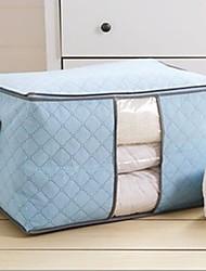 Недорогие -Специальный материал Прямоугольная Новый дизайн Главная организация, 1шт Мешки для хранения