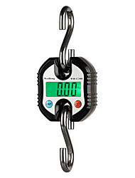 cheap -150kg 50g Durable Digital Hanging Hook Scale Crane Balance LED Backlight