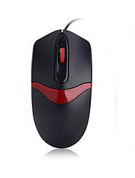 cheap -LITBest M31 Wired USB Optical Gaming Mouse / Office Mouse 1200 dpi 2 Adjustable DPI Levels 3 pcs Keys 2 Programmable Keys