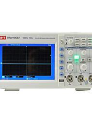 cheap -UNI-T UTD2102CEX Digital 2 Channels 1G 100MHz 7 Inch TFT LCD Storage Oscilloscope