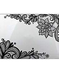 cheap -MacBook Case Oil Painting Flower PVC for Apple Macbook Air Pro Retina 11 12 13 15 Laptop Cover Case for Macbook New Pro 13.3 15 inch with Touch Bar
