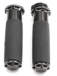 cheap -1inch 25mm Motorcycle Handlebar Hand Grips For Harley Touring 08-15