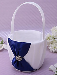 "cheap -Flower Basket Others 8 3/5"" (22 cm) Rhinestone / Sash / Ribbon 1 pcs"