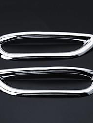 cheap -2pcs Car Car Light Covers Common for Rear Fog Lights For Nissan Qashqai 2014 / 2015 / 2016