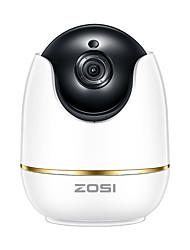 Недорогие -ip-камера zosi® 2-мегапиксельная 1080p hd панорама / наклон / зум беспроводная система видеонаблюдения wifi двухсторонняя аудиодеталка / няня / монитор домашних животных в помещении / на улице
