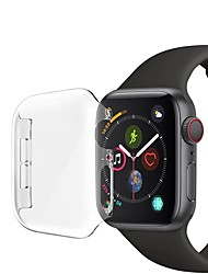 cheap -Case For Apple Apple Watch Series 4 / Apple Watch Series 3 / Apple Watch Series 2 Plastic Apple