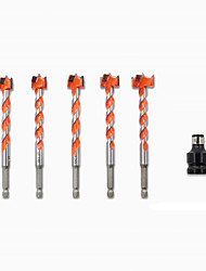cheap -6 pcs drill Convenient Easy assembly Hexagon Head Factory OEM 6PC-1 Fit for Electric Drills Fit for other power tools