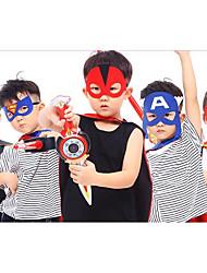 cheap -Birthday Party / Festival Party Accessories Masks Gore Felt Cartoon / Creative