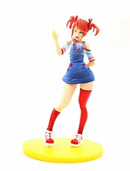 cheap -Tricky Toy Interactive Doll Horror 10 inch Cute Kid's Unisex Toy Gift