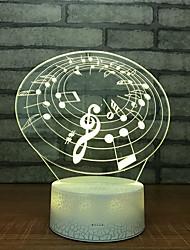abordables -SKMEI Lumières intelligentes 801 pour Cadeau / Chambre Lampe LED / Créatif <=36 V