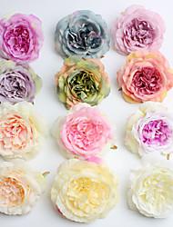Недорогие -Реквизит и значки для фотографии Ткань Свадебные украшения Свадебные прием / Корпоративный одежда Цветы и растения / Свадьба Все сезоны