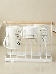 Недорогие -1шт Столовые приборы Дерево Аксессуар для хранения