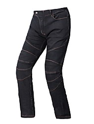cheap -Riding Tribe Motorcycle Men's Biker Jeans Protective Gear Motocross Motorbike Racing Breathable Pants Straight Trousers