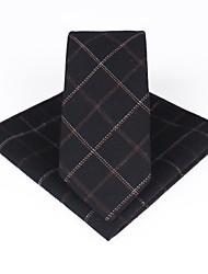 cheap -Men's Party / Basic Necktie - Jacquard