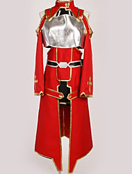 cheap -Inspired by SAO Swords Art Online Silica Anime Cosplay Costumes Japanese Cosplay Suits Special Design Top / Skirt / More Accessories For Men's / Women's