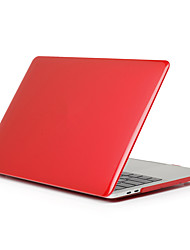 cheap -MacBook Case Solid Colored Plastic / ABS for MacBook Pro 13-inch with Retina display / MacBook Air 13-inch / New MacBook Pro 13-inch