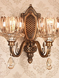 cheap -Creative Modern Contemporary Wall Lamps & Sconces Indoor Metal Wall Light 220-240V 40 W