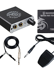 cheap -Solong Tattoo Professional Tattoo Power Supply - 110-250 V Professional for Tattoo Machine Power / Tattoos, & Body Art / Personal Care Tattoo Machine