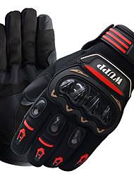 cheap -Full Finger Unisex Motorcycle Gloves PVC (Polyvinylchlorid) / Microfiber / Silica Gel Protective / Non Slip