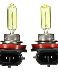 Недорогие -2pcs H11 Автомобиль Лампы 55 W 1200 lm HID ксеноны / Галогенная лампа Налобный фонарь Назначение Volvo / Toyota / Nissan Malibu / Fusion / Accord 2003 / 2004 / 2005