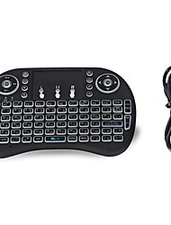 cheap -V803 Air Mouse / Keyboard / Remote Control Mini 2.4GHz Wireless Wireless Air Mouse / Keyboard / Remote Control For