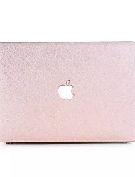 """cheap -MacBook Case Solid Colored PVC(PolyVinyl Chloride) for New MacBook Pro 15-inch / New MacBook Pro 13-inch / New MacBook Air 13"""" 2018"""