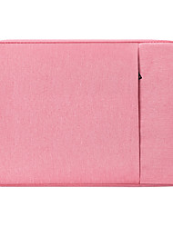 "cheap -14"" Laptop / iPad Sleeves Terylene Solid Color"