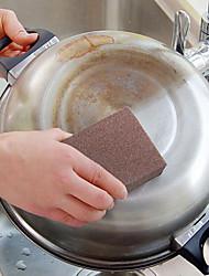 Недорогие -Кухня Чистящие средства губка / Специальный материал Тряпка / щетка Творческая кухня Гаджет 1шт