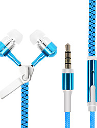 cheap -LITBest Wired In-ear Earphone Cable New Design Stereo for Mobile Phone
