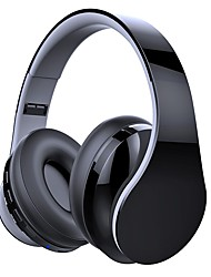 cheap -LITBest Over-ear Headphone Bluetooth 4.2 Bluetooth 4.2 Cool Stereo with Microphone with Volume Control for Travel Entertainment