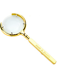 cheap -0427 Hand Held Magnifying Glass 8X For Office and Teaching