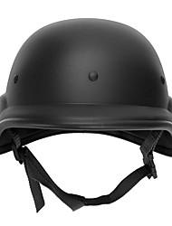 cheap -CS Half Helmets Field Army Combat Motos Half Motorcycle 3 Colors