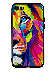 cheap -Case For Apple iPhone XS / iPhone XR / iPhone XS Max Pattern Back Cover Animal / Cartoon / Lion Soft TPU