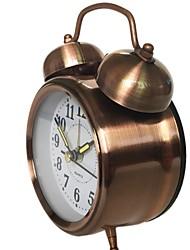 cheap -Alarm clock Analog-Digital Alloy Automatic 1 pcs
