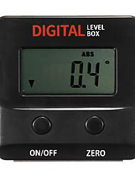 Недорогие -Поделиться на новый цифровой измеритель угла наклона скоса коробка транспортир уклономер уровня духа