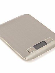 cheap -5kg High Definition LCD Display Electronic Kitchen Scale Home life Kitchen daily