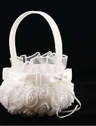 "cheap -Flower Basket Others 8 3/5"" (22 cm) Satin Flower / Satin Bowknot 1 pcs"