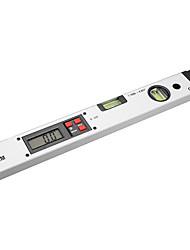 Недорогие -0-225 градусов 400мм / 16-дюймовый цифровой угломер с угломером
