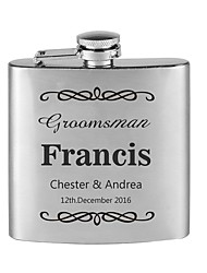 cheap -Personalized Stainless steel Barware & Flasks Her / Him / Bride Wedding Party / Festival