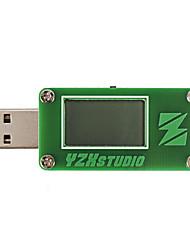 Недорогие -OEM Тестер USB 3.5-24V Удобный / Измерительный прибор / Обнаружение потенциала тока и напряжения