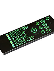cheap -TKBS617 Air Mouse / Keyboard / Remote Control Mini 2.4GHz Wireless Wireless Air Mouse / Keyboard / Remote Control For