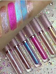 abordables -1 pcs 5 couleurs Maquillage Quotidien Facile à transporter / Homme / Lèvres Lueur Multifonctionnel Portable / Mode Maquillage Cosmétique Usage quotidien Accessoires de Toilettage