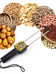 cheap -Digital Grain Moisture Meter Hygrometer Use For Corn Wheat Rice Bean Peanut Grain Measurement Moisture Humidity Tester AR991